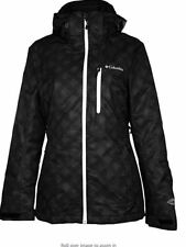 NWT WOMENS COLUMBIA NORDIC POINT II INTERCHANGE wLINER OMNI HEAT BLACK JACKET XL