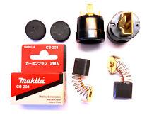 Makita Halter 643707-1 Kohle CB-203 Kappe 643700-5 (für 5103R 5143R 5903R)