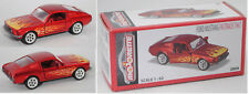 Majorette 212052017 Ford Shelby Mustang I Fastback, rotmetallic, 1:62