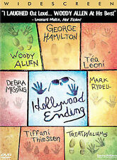 Hollywood Ending (DVD, 2002)  NEW! Free Shipping