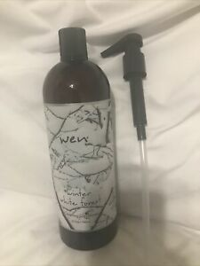 Wen Winter White Forest 32 oz Cleansing Conditioner New W/Pump NEW & SEALED