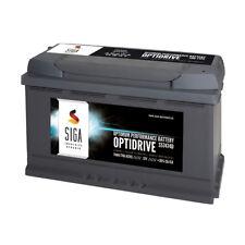 SIGA Autobatterie Starterbatterie 74AH 12V 740A/EN ersetzt 70Ah 74Ah 75Ah 77Ah