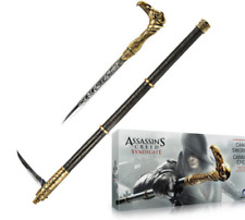 ASSASSIN'S CREED Syndicate Cane Sword HALLOWEEN COSPLAY BASTONE ANIMATO Toy PVC