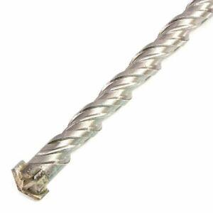 Silverline Masonry Crosshead Drill Bits - Various Sizes