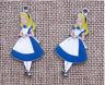 lot Alice Wonderland Princess girl Charm Pendants DIY Jewelry Making Accessories
