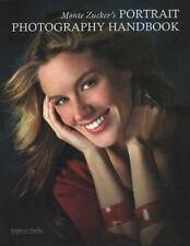 Monte Zucker's Portrait Photography Handbook, Zucker, Monte