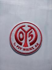 Aufnäher Patch FC Fußball Football club FSV Mainz 05 Logo Bügelbild neu Iron on