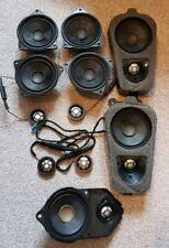 Bmw E70 E71 X5 X6 Hifi Professional DSP Speakers Logic 7