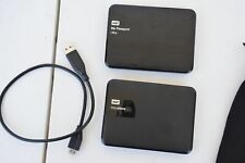 WD - easystore 1TB External USB 3.0 Portable Hard Drive & My Passport