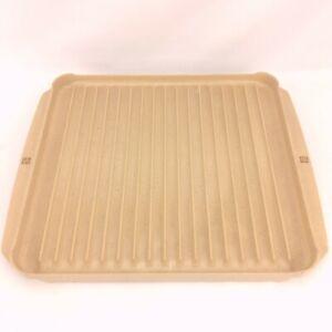 Littonware Microwave Grill & Skillet Combo Platter