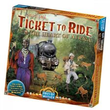 Ticket to Ride Heart of Africa Map Collection Volume 3 Board Game.