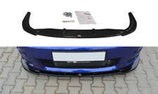 FRONT DIFFUSER (GLOSS BLACK) FORD FOCUS MK1 RS (2002- 2003)