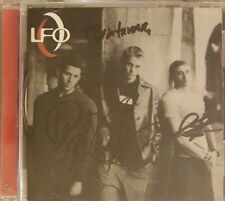 UFO 4X SIGNED SELF-TITLED CD, 2006, (United For Opportunity/UFO) VG free shippng