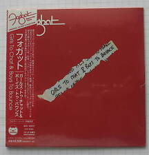Foghat-girls to chat & boys to bounce JAPAN MINI LP CD NUOVO! VICP - 63901 SEALED
