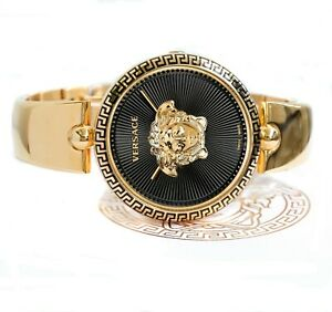 Versace Damenuhr Uhr VCO100017   Palazzo Empire IP-gold SWISS MADE neu