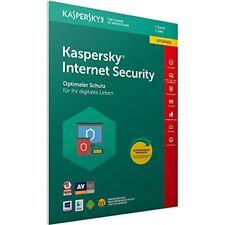 SW Kaspersky Internet Security 2018 1gert Upgrade
