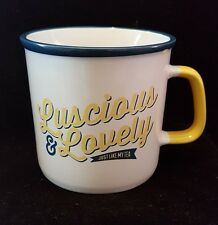 Jamie Oliver Tea Mug Luscious & Lovely Just Like My Tea 8.5 cm