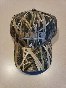 Mossy Oak Hoober Equipment Camo Camouflage Hat Cap NWT Outdoor