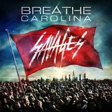Breathe Carolina - Savages [New CD]