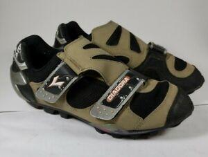 Diadora Chili MTB Mountain Bike Shoes Size eu 38  7.5 us women's