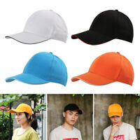 Hip Hop Baseball Hat Vintage Cotton Peaked Cap Adjustable Sunscreen Sun Hats New