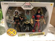 Marvel Legends Series Storm And Thunderbird