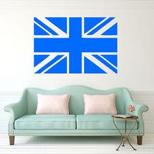 Tentures murales et tapis bleu pour la décoration du salon