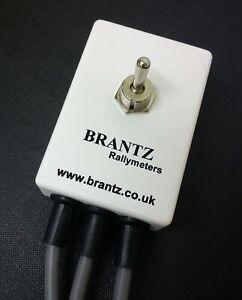 Brantz Schalter für zwei Sensoren