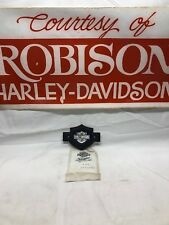 Obsolete NOS Harley Davidson OEM 99013-82 Nameplate For FXRT FXR-CON Sissy Bar