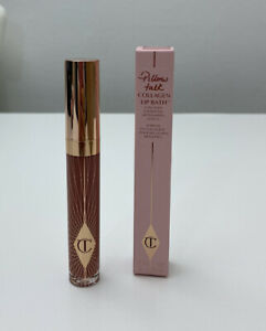 Charlotte Tilbury Pillow Talk Collagen Lip Bath Lip Plumping 7.9ml New Boxed.