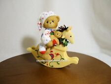 Cherished Teddies Tate - 2009 H. Samuels Exclusive NIB  SIGNED