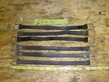 SEADOO GAS TANK STRAP & BATTERY, OIL, EXHAUST STRAP SOLD IN A SET OF TWO