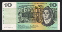 Australia R-302. (1967) 10 Dollars - Coombs/Randall..  gVF- Crisp..