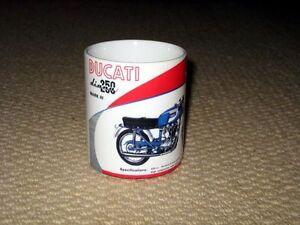 Ducati Diana Mark III Motorcycle Advertising MUG