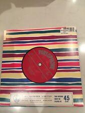 "The Beatles - LOVE ME DO - Withdrawn Beatles 7"" Vinyl - ***RARE*** PROMO STICKER"