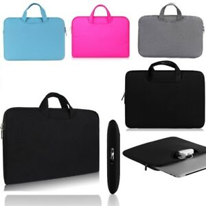 """Zipper Bag With Handles Case Cover Pouch Fits HP x360 12""""inch 2 in 1 Chromebook"""