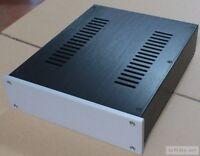 2607 Full aluminum mini Power amplifier Case /Box Diy Amp enclosure