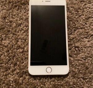 Apple iPhone 6s Plus - 128GB - Rose Gold (Unlocked) A1687 (CDMA + GSM)