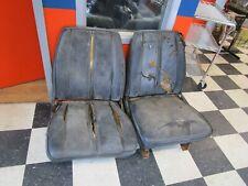1968 Mopar B Body Charger Road Runer Gtx Satellite Coronet Bucket Seat With Trac