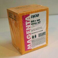 ENCAD GS+ Ink & Refill Kit 213150-00 Magenta OEM Novajet 600 700 800 Printers