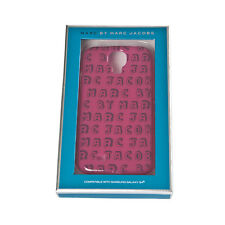 Marc by Marc Jacobs cover dynamite logo samsung 4 case fuxia