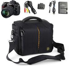 DSLR Camera Shoulder Carry Bag Case For Nikon D3000 D5200 D7000 D90 D80 P900