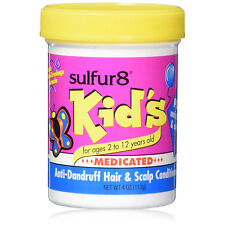 [SULFUR8] KID'S MEDICATED ANTI-DANDRUFF HAIR & SCALP CONDITIONER 4OZ