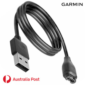 1M GARMIN Sports Watch USB Charger Cable Charging Data Cord to Charge & Transfer