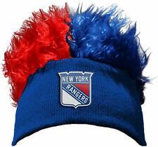 The Northwest Company NHL Adult New York Rangers Flair Hair Beanie