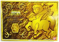 Bandai Saint Seiya Knights of the Zodiac Sagittarius Gold St. Cloth Box HK