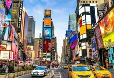 Wooden Jigsaw puzzles Non-boring games New York 100 pcs NEW