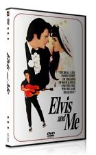 ELVIS AND ME - ELVIS PRESLEY - TV Movie DVD RARE