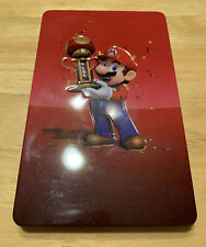 Mario Kart 8 Deluxe Steelbook Only No Game Collector's Best Buy Promo Free Ship!