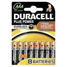 Duracell Batterien Plus Power-AAA (MN2400/LR03) BPH8
